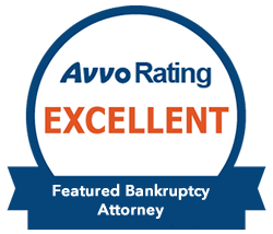 Avvo Rating Excellent Bankruptcy Attorney LV