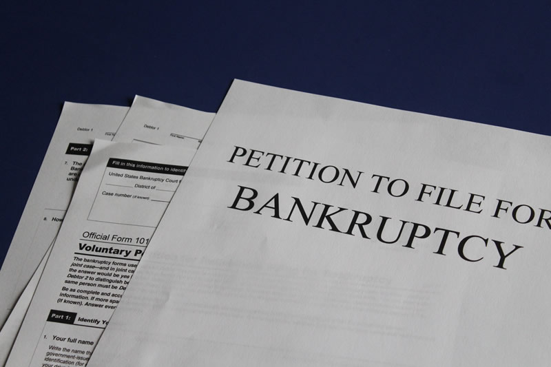 8 Reasons to Consider Personal Bankruptcy